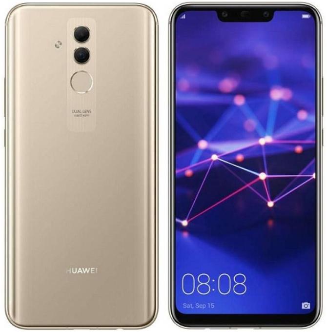 Huawei Mate 20 Lite 9.1.0.245 Güncellemesi