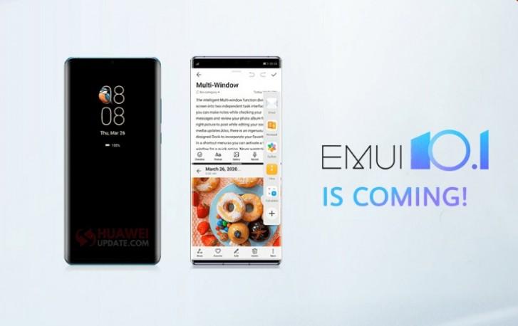 Huawei EMUI 10.1 Güncellemesi Alacak Telefonlar