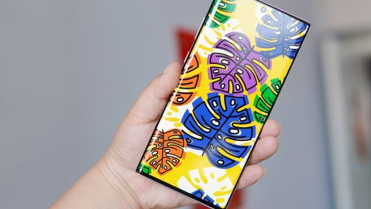 Samsung Galaxy Note20 Ultra Özellikler